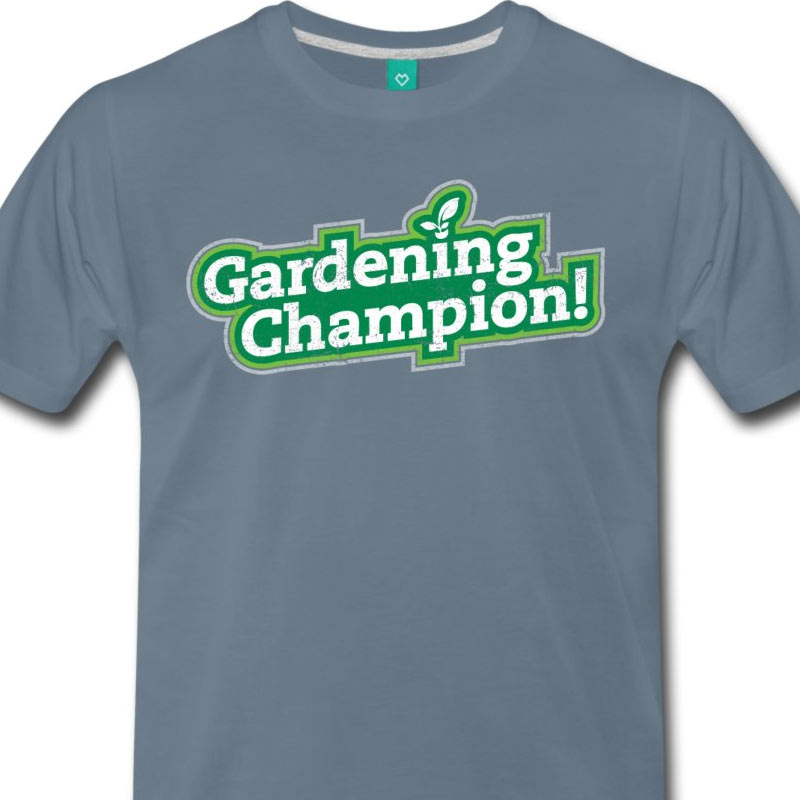 gardening t shirt design - T Shirt Design Ideas For Schools