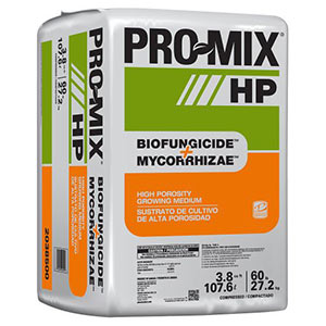 Pro Mix BX Biofungicide and Mycorrhizae
