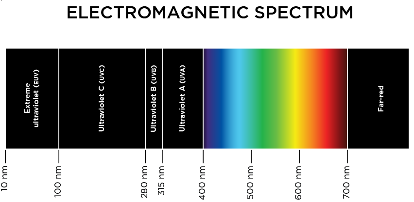 Par Light Photosynthetically Active Radiation Spectral