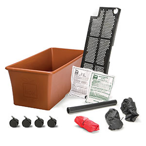 Self-Watering SIP EarthBox Garden Kit