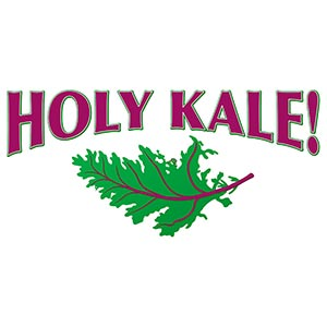 HOLY KALE! [Gardening T-Shirt Design]